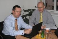 Dirk Röhrborn im Gespräch mit Joachim Niemeier