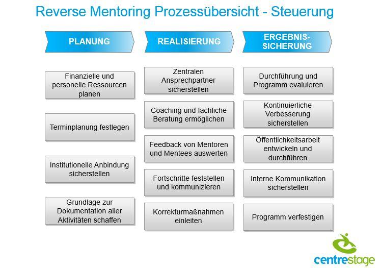 Reverse Mentoring - Steuerung