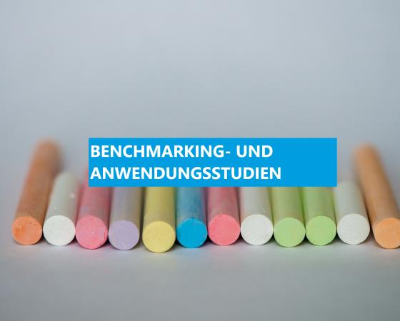 Benchmarking- und Anwendungsstudien