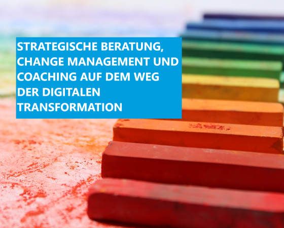 Strategische Beratung, Change Management und Coaching